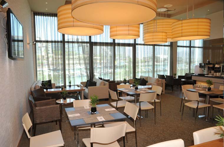 High-End Room Design of Dan Eilat