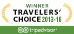 tripadvisor travel choice logo
