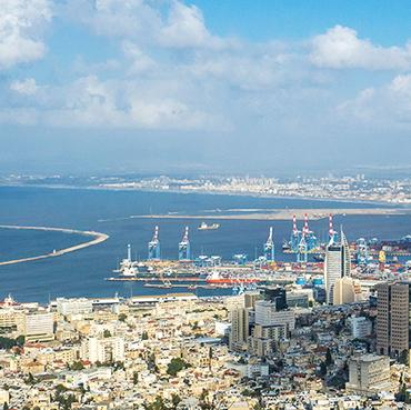 Haifa Bay View picture