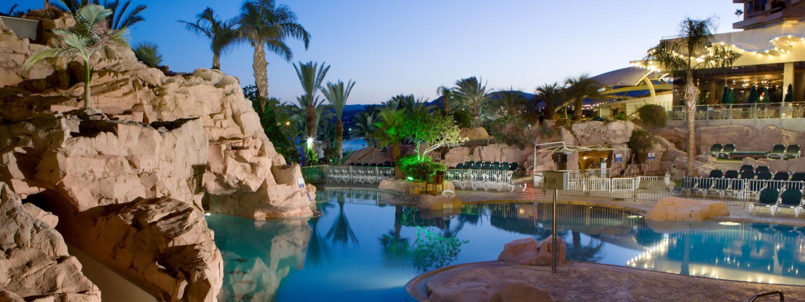 Dan Eilat Pool Picture