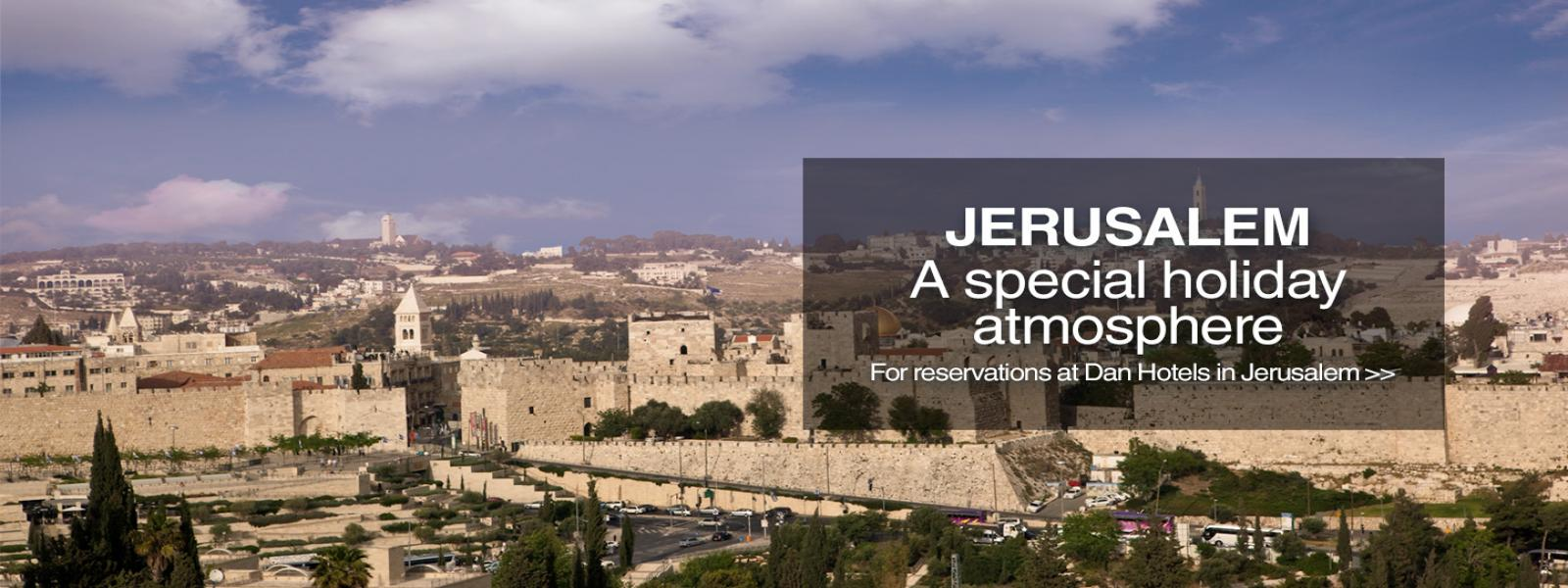 Jerusalem view picture