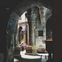 holly Sepulcher church in Jerusalem picture