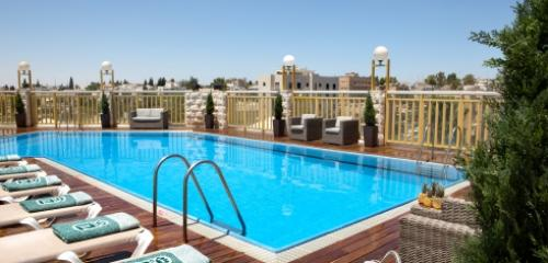 Roof top Swimming pool picture