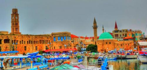 Jaffa port picture