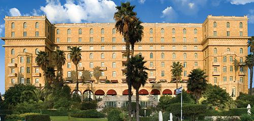 King David Jerusalem hotel exterior picture